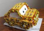 Машинка из конфет своими руками