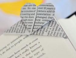 оригами закладка для книг сердце своими руками