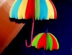 Original paper umbrella