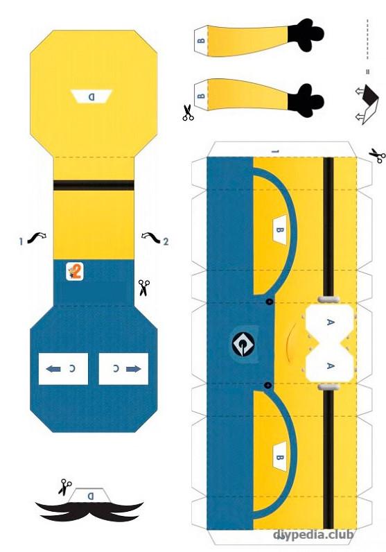 Minions Pattern 1