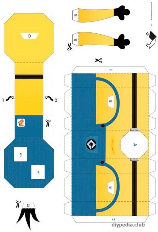 Minions Pattern 2