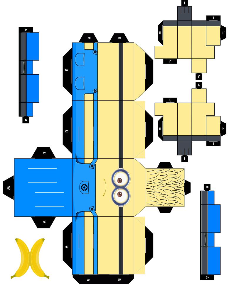 Minion Pattern 4