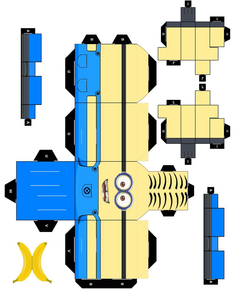 Minion Pattern 5