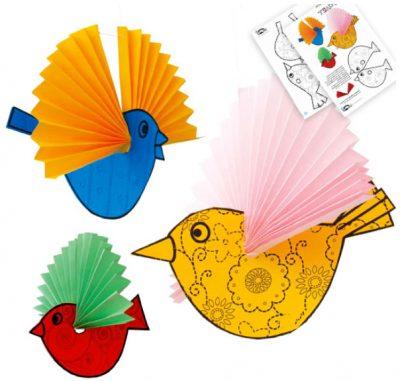 Paper bird