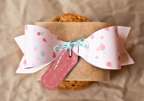 Make bows with own hands photo