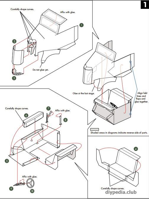 Paper Machine Crafts