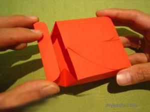 сделать упаковку для подарка своими руками