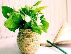 как быстро сделать вазу
