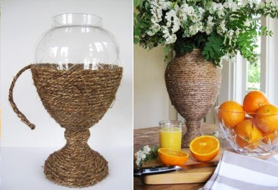 Decor Vase with master class