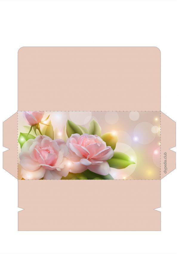 Шаблоны открытка конверт, бабушку картинки
