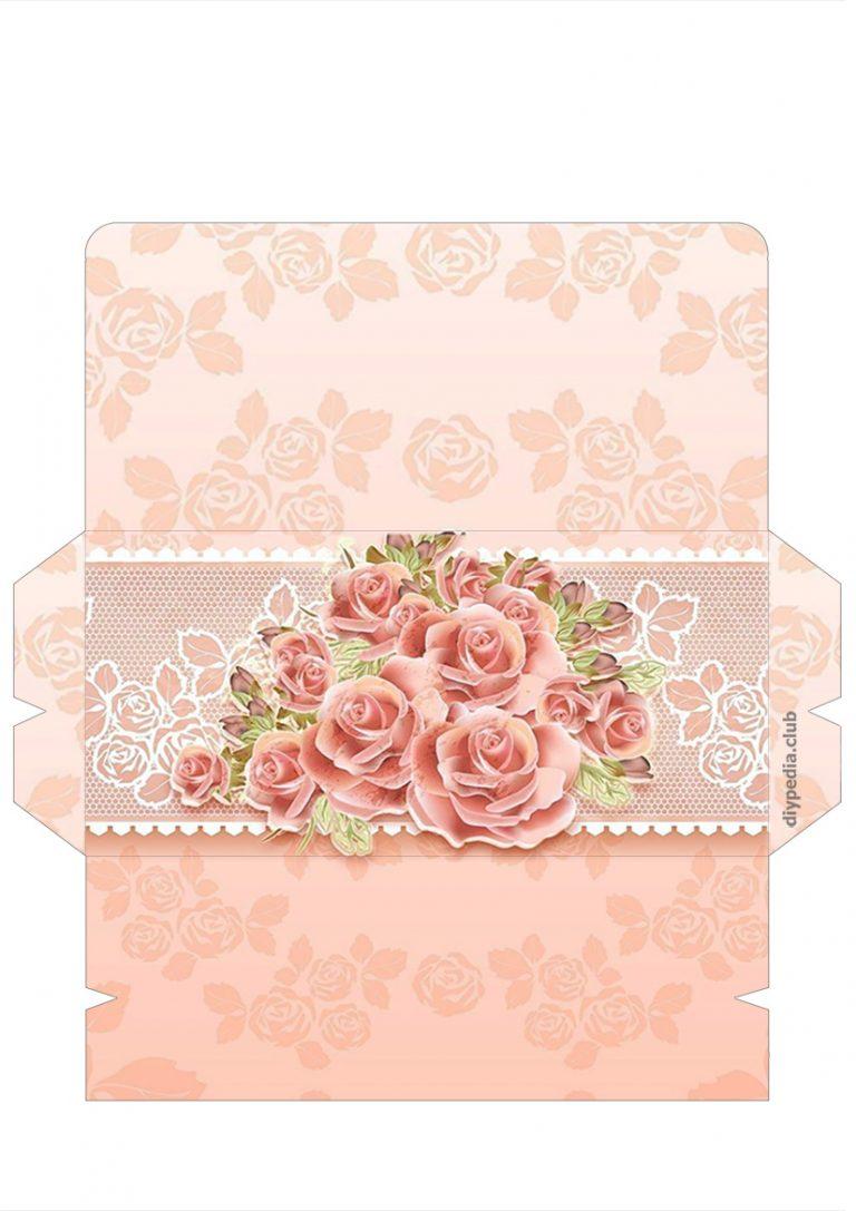 Картинки, шаблоны конверты для открыток