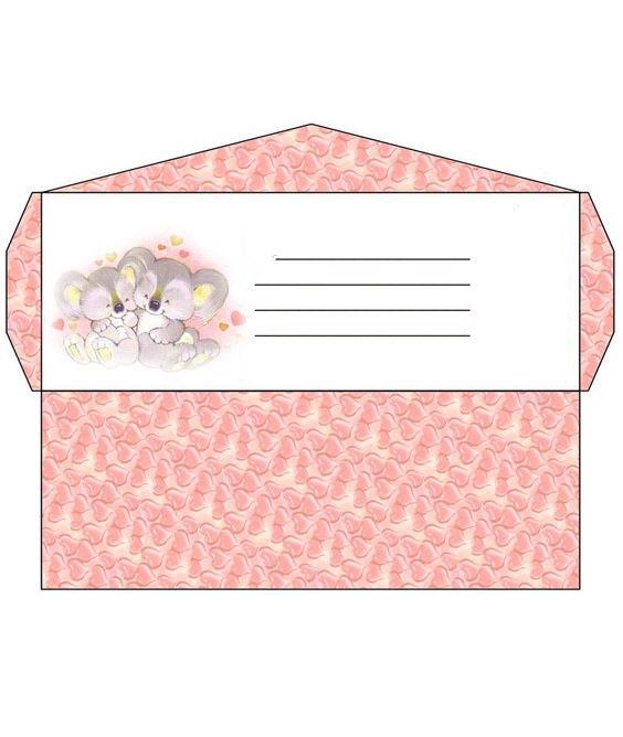 конверт для денег шаблон для печати