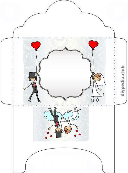 Wedding Envelopes for money