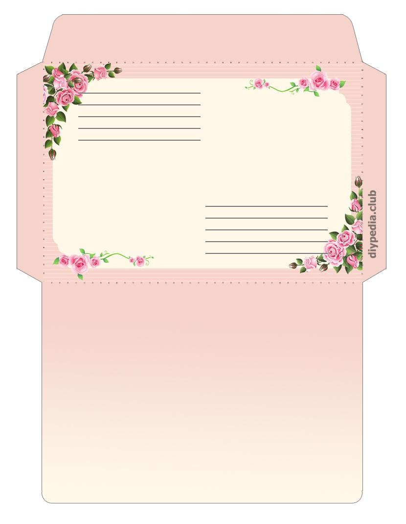 как напечатать конверт на принтере